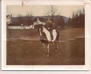 Riding My First Horse, Moon Doggie
