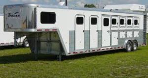 horse trailer 2